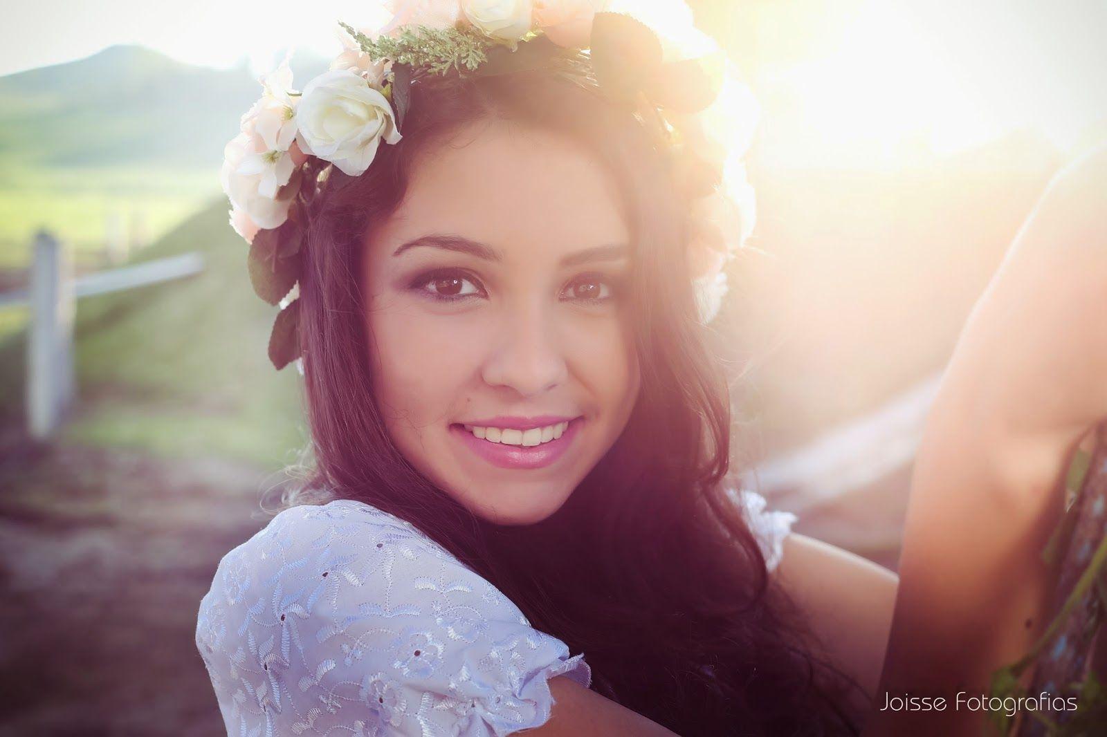 Joisse Lara Fotografias: Book 15 anos Juliana