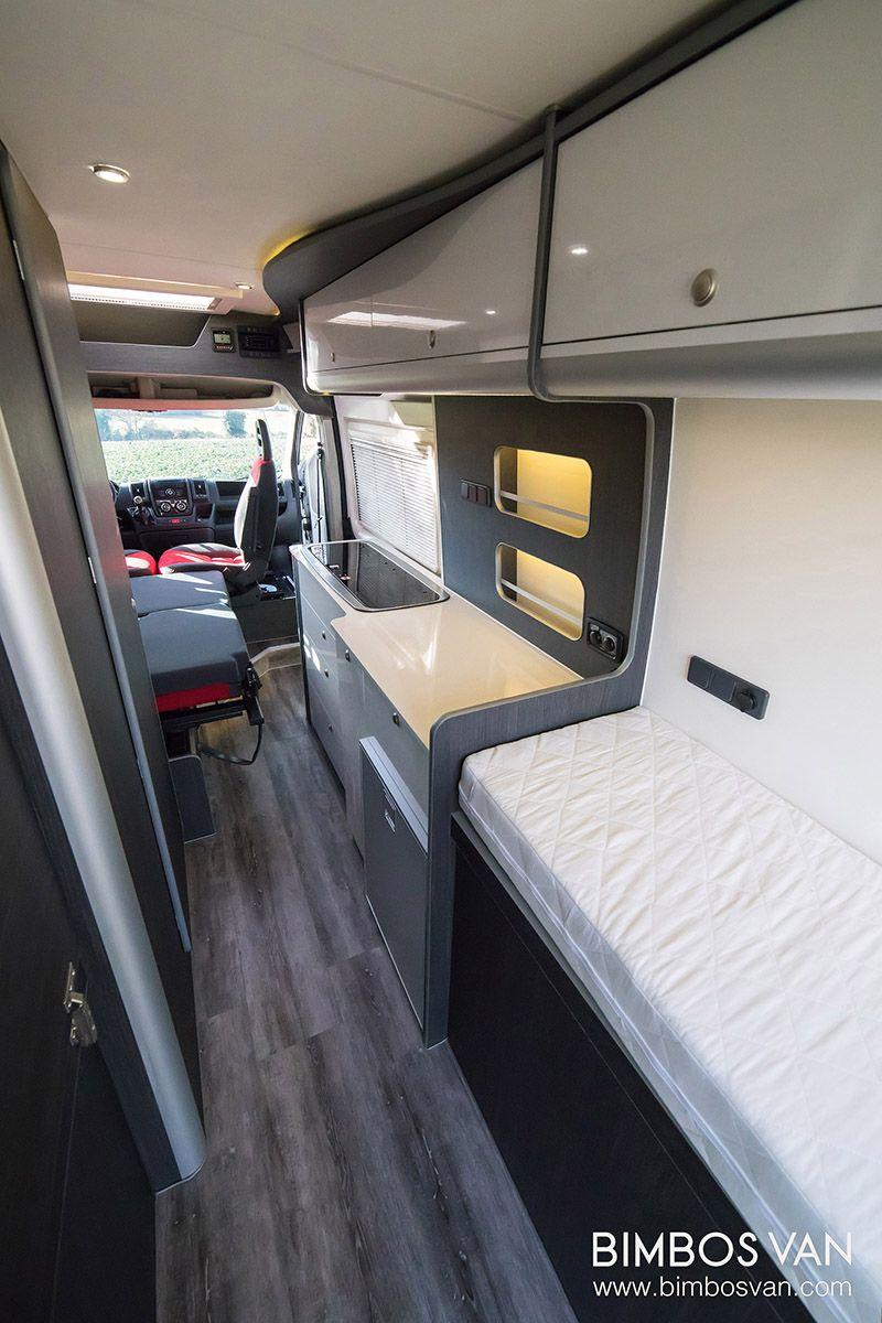 Fiat Ducato Camper H2 L3 4 Plazas Viajar Y Dormir Karavan Ic