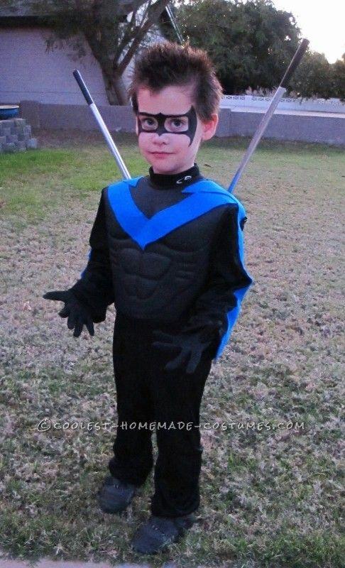 Coolest Halloween Teen Titans Group Costume  sc 1 st  Pinterest & Coolest Halloween Teen Titans Group Costume   Teen titans Raven ...