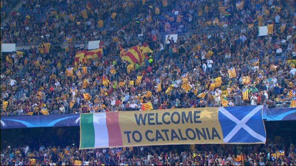 Visca el Barça, setembre 2016