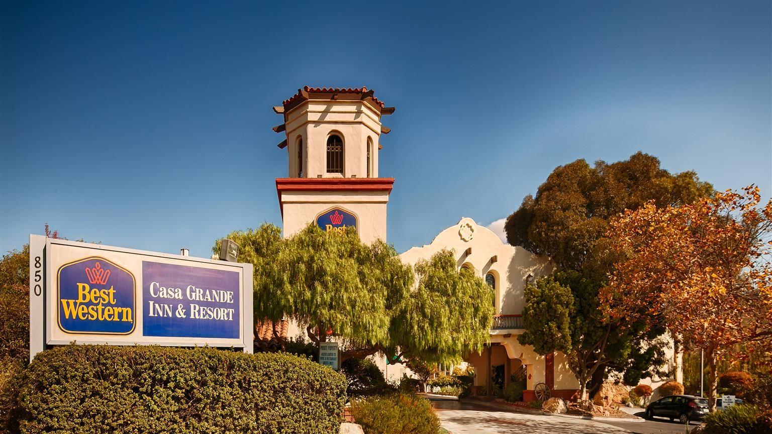 Mission Villa Style Hotel Located Next To Pismo Beach On California S Central Coast