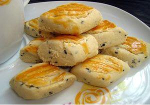 Çörek Otlu Kurabiye Tarifi |Pratik yemek tarifleri ...