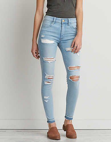 Calça Jeans Feminina American Eagle