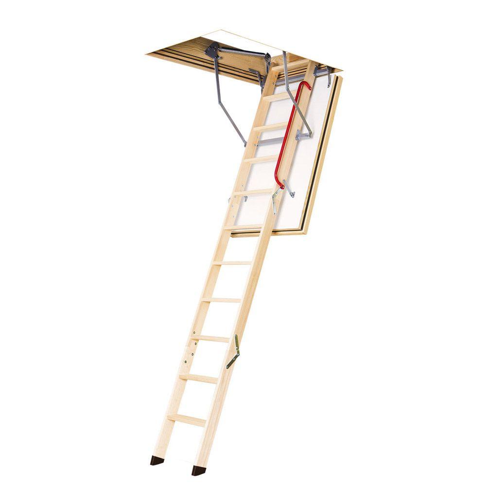 Fakro Lwf 43 Minute Fire Rated Attic Ladder Attic Ladder Attic Access Ladder Ladder