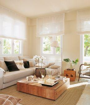10 salones pequeños, pero perfectos | Decor | Pinterest | Salón ...