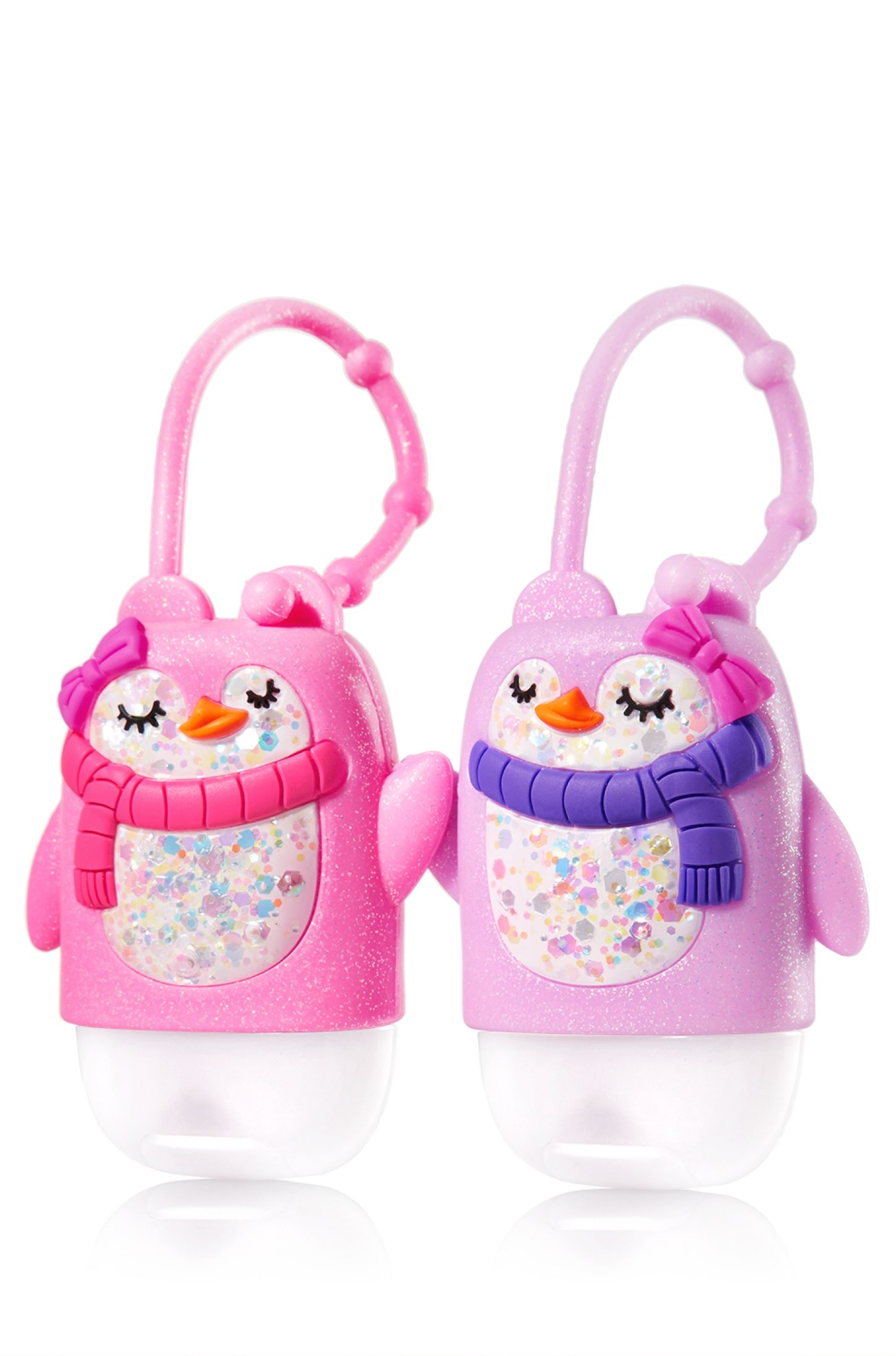 Best Friends Penguins Pair Of Pocketbac Holders Bath Body
