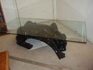 beautiful black panther coffee table   black panther   pinterest