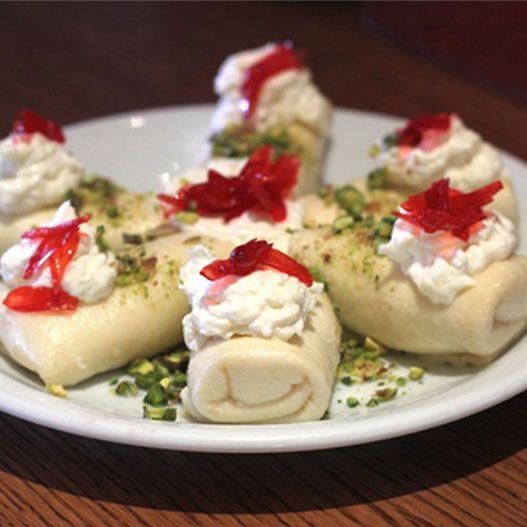 Halawet el Jeben is an old traditional Lebanese dessert ...