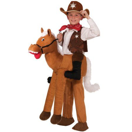 Ride-A-Horse Child Costume - Walmart Halloween Pinterest