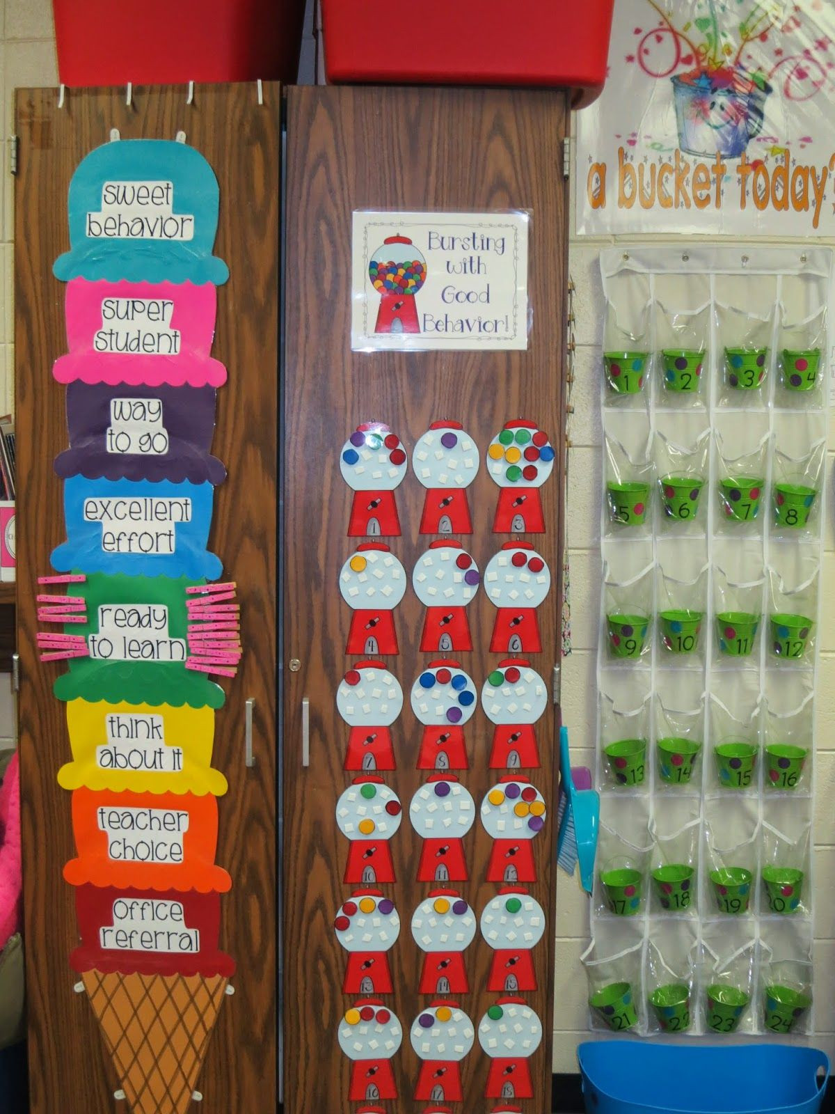 Classroom Ideas Charts : The elementary darling behavior chart classroom