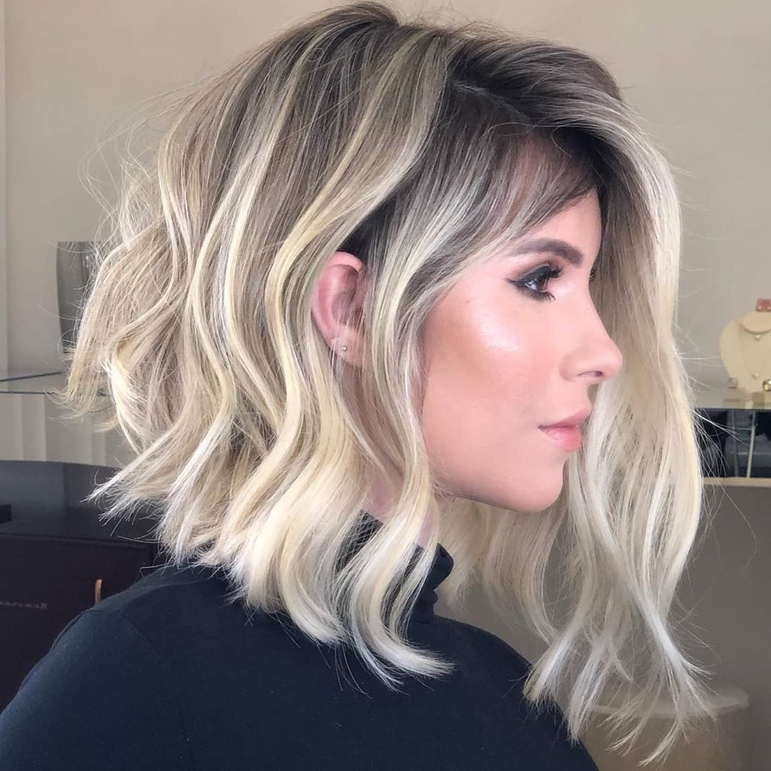 Pin On Medium Length Hairstyles 2021