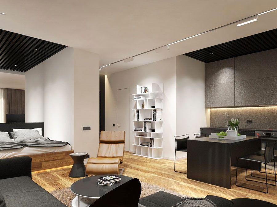 Come Arredare Una Casa In Stile Moderno.Idee Per Arredare Una Casa Piccola In Stile Moderno Mondodesign It Design Appartamenti Interno Appartamento Interior Design Per Appartamenti