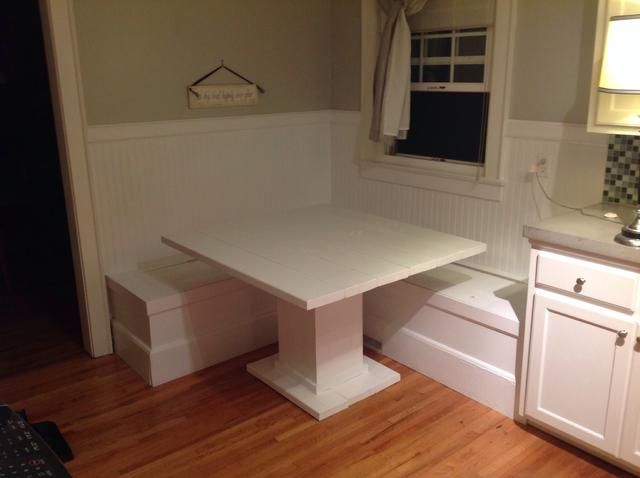 How To Make A Custom Breakfast Seating Nook Recipe In