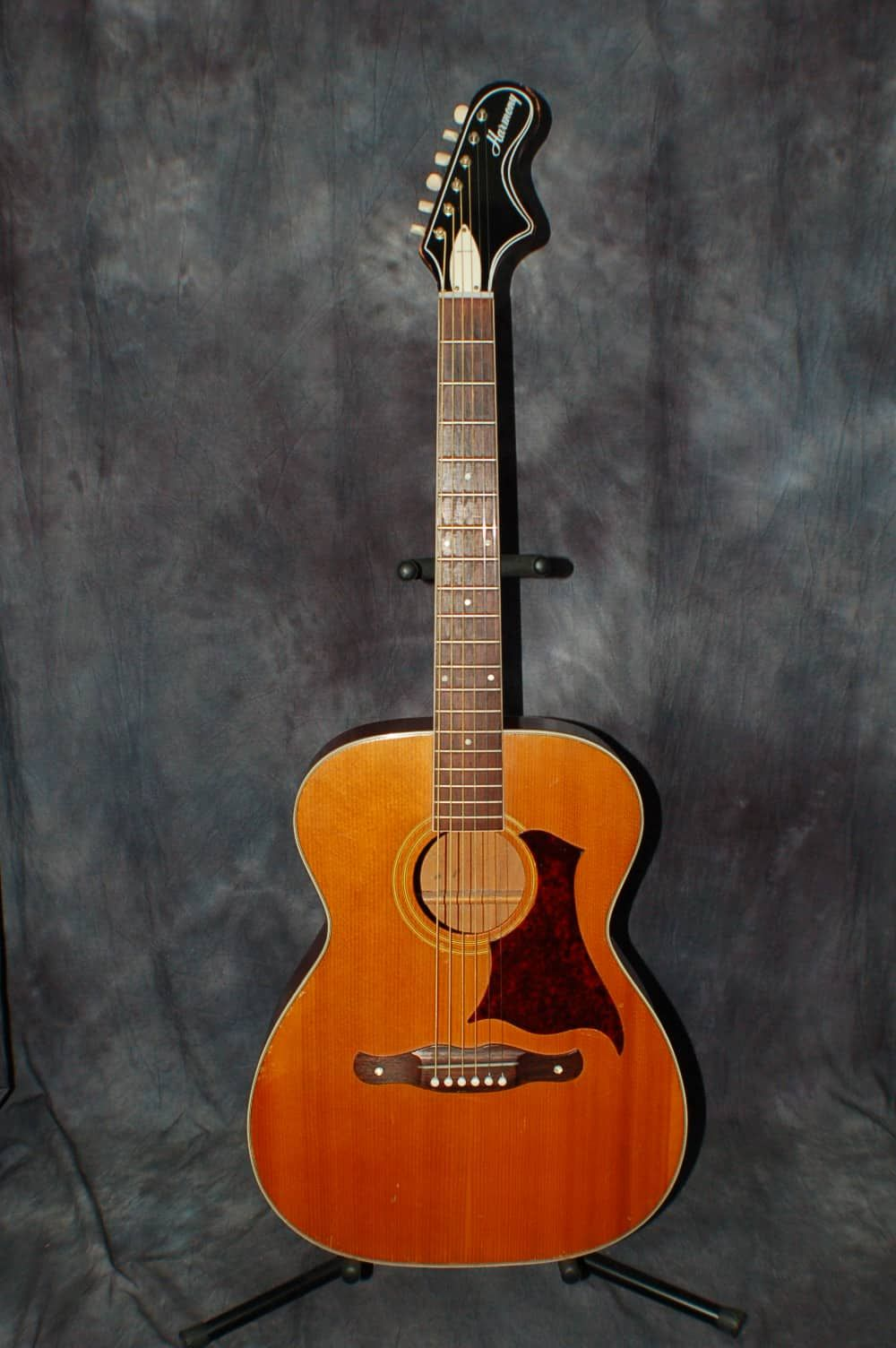 Harmony 1969 Harmony H 168 Fender Headstock Model Acoustic Flattop Pro Setup Softshell C Lawman Guitars Reverb Guitar Acoustic Vintage Guitars