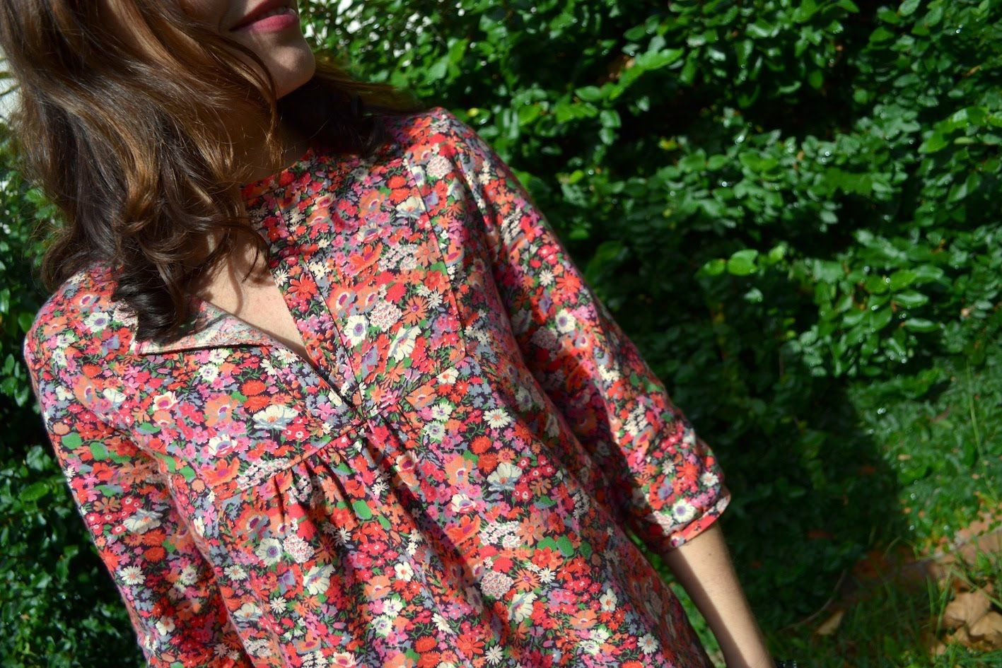 Vintage Liberty Lantana in Tova | Liberty, Patterns and Vintage