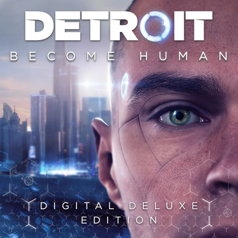 Detroit: Become Human Digital Deluxe Edition   PS4 Games I
