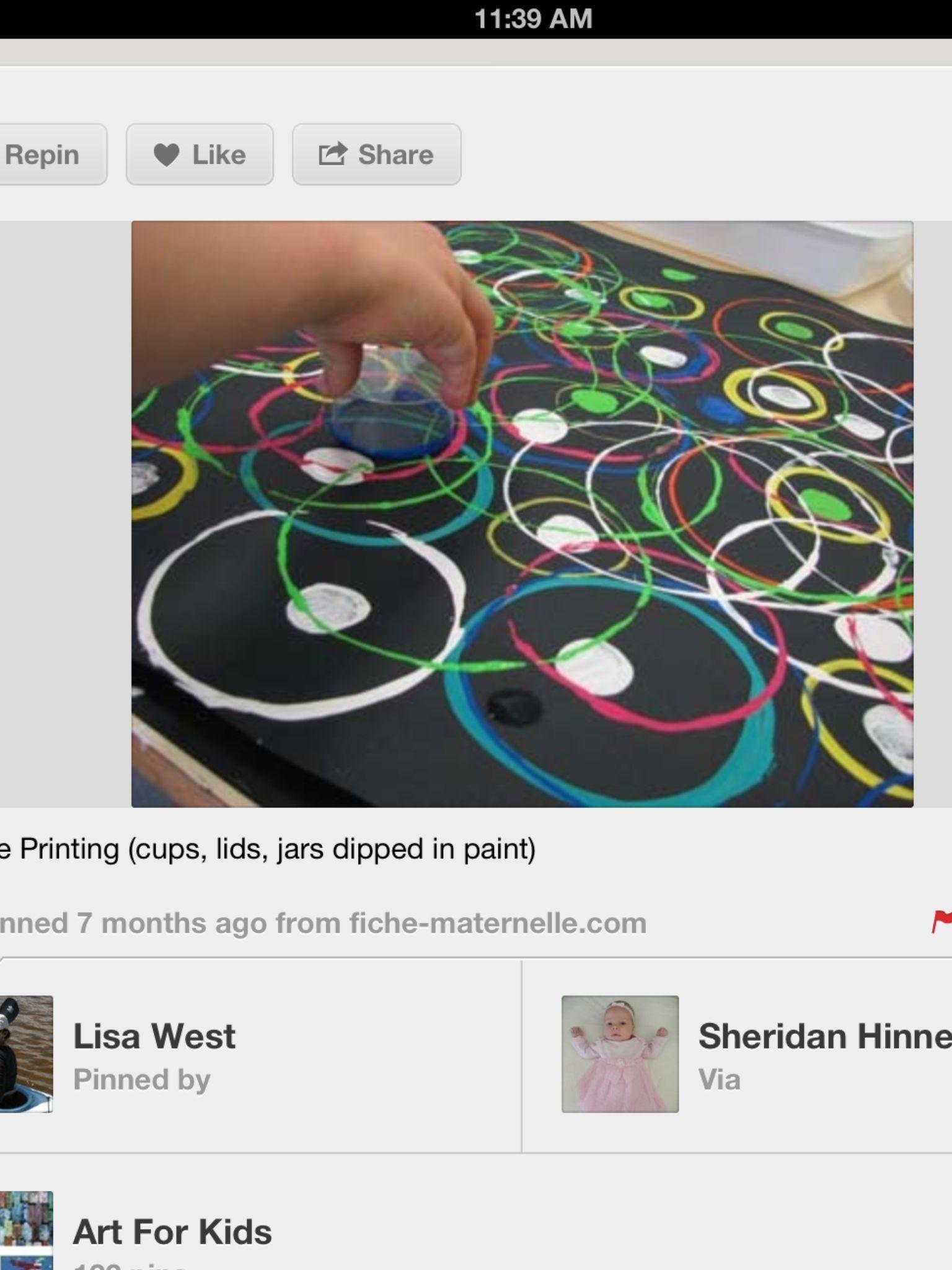 Pin De Melissa En Art And Craft