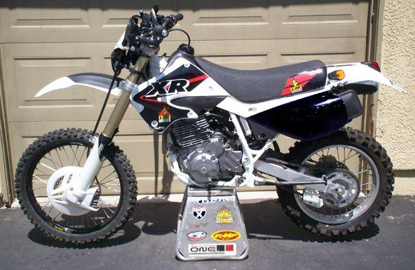 Honda Xr 650 Custom Build On Off Road Adventure Bike Japanese Motorcycle Adventure Motorcycling