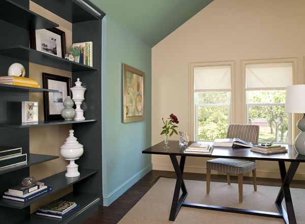 10 Home Office Color Schemes And Ideas Office color schemes