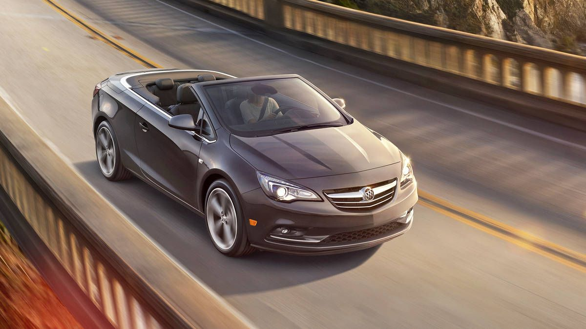 Here S What The Buick Cascada Will Cost Next Spring In 2020 Buick Cascada Buick Buick Cars