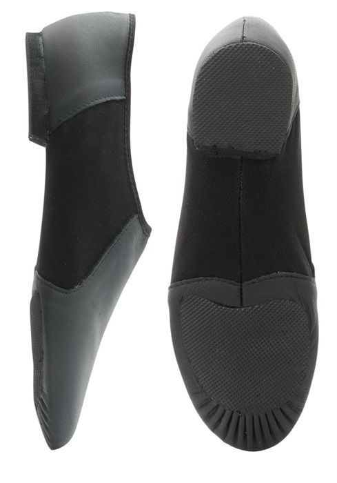 how to clean leather jazz dance shoes