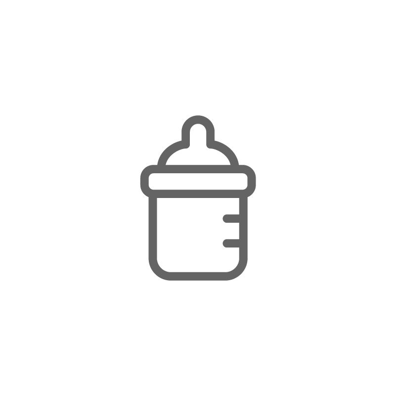 Baby Bottle Milk Pacifier Icon Download On Iconfinder Milk Bottle Baby Bottle Drawing Baby Bottles