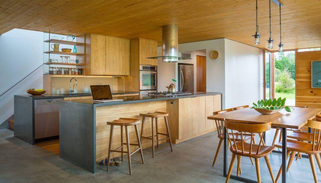 Vistoso Moderna Cocina Y Baño De Búfalo Elaboración - Ideas para ...