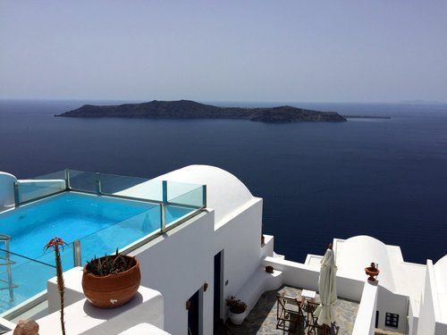 Beach Resort Greece Santorini Hotels