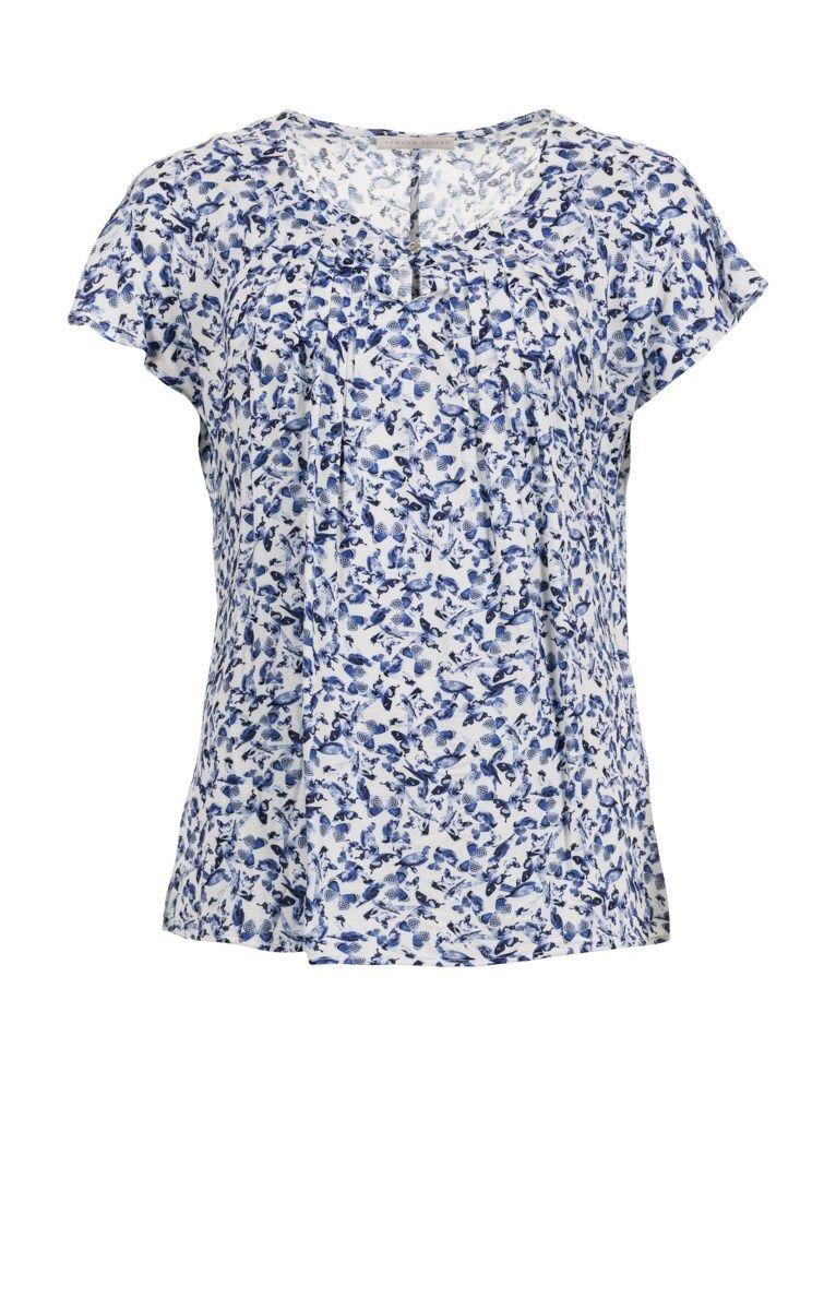 359623dead73a7 TUNIQUE IMPRIMEE Femme - Chemisiers Armand Thiery | Clothes ...