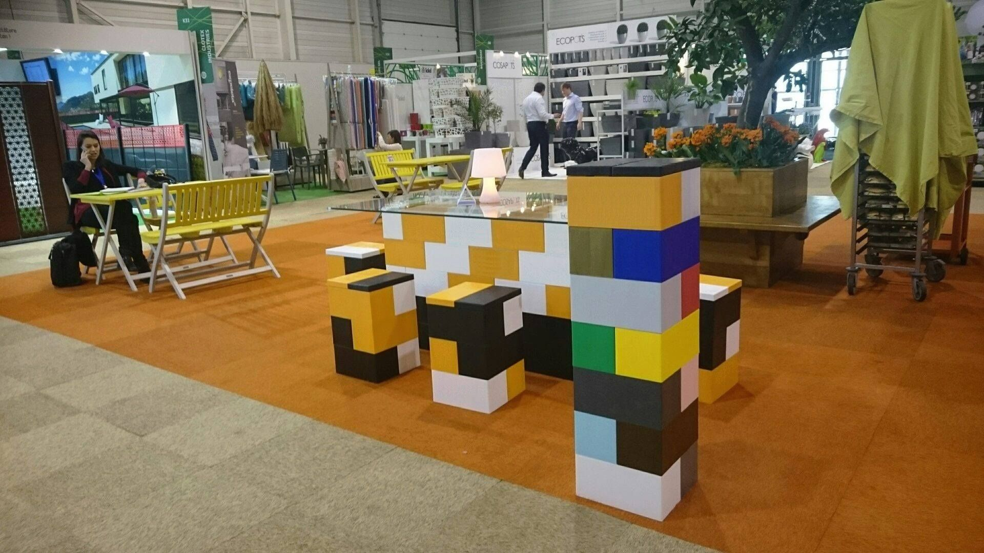Expo Stand Bambini : Trade show and exhibition displays and stands modular building