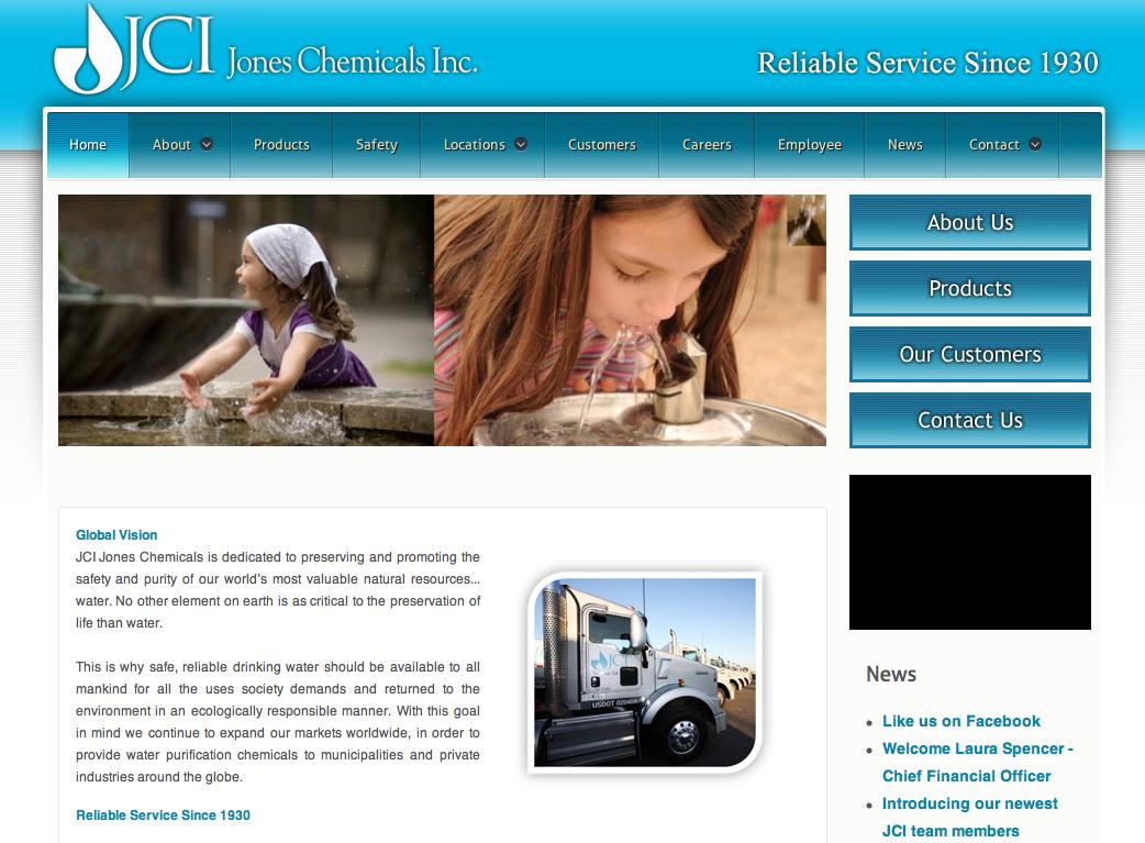 JCI Jones Chemicals www.jcichem.com