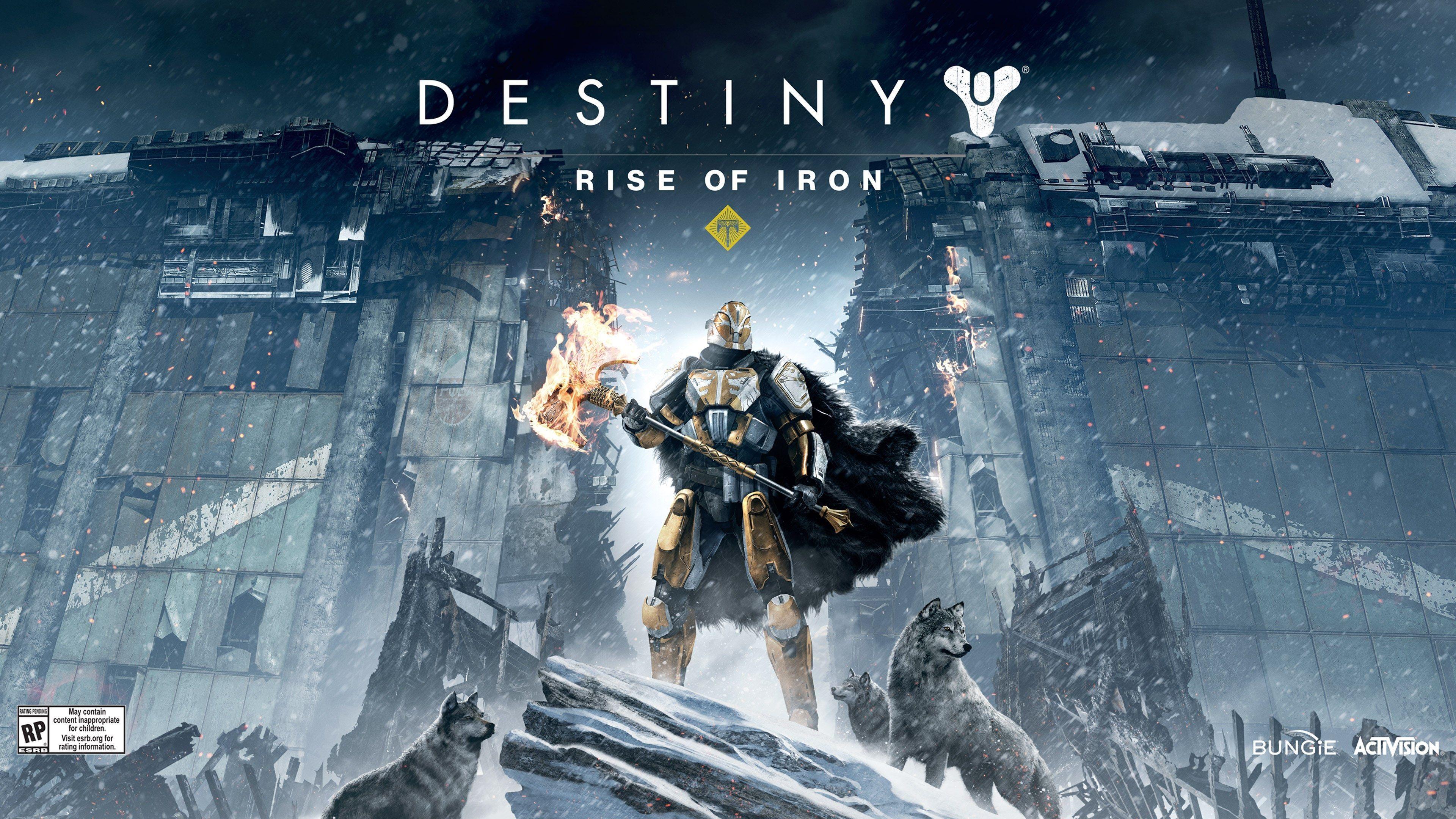 3840x2160 Destiny Rise Of Iron 4k Wallpaper Background Desktop Computer Destiny Rise Of Iron Rise Of Iron Destiny Game
