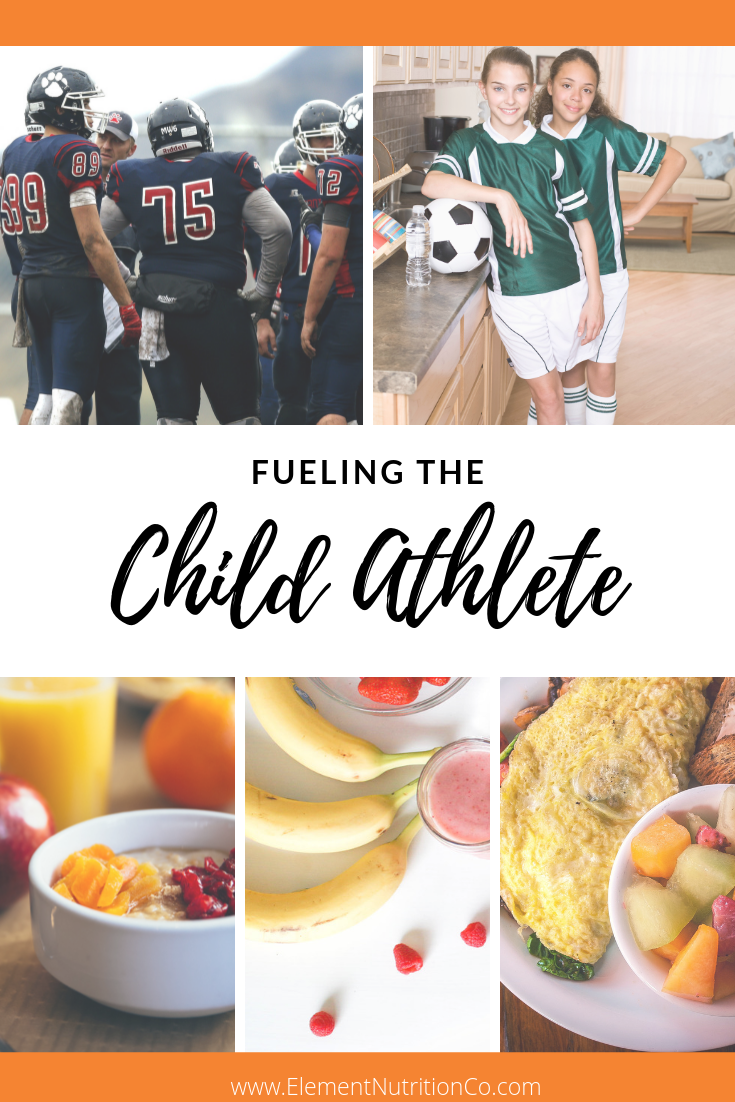 The best foods for fueling your athlete for better performance and growth #athletenutrition