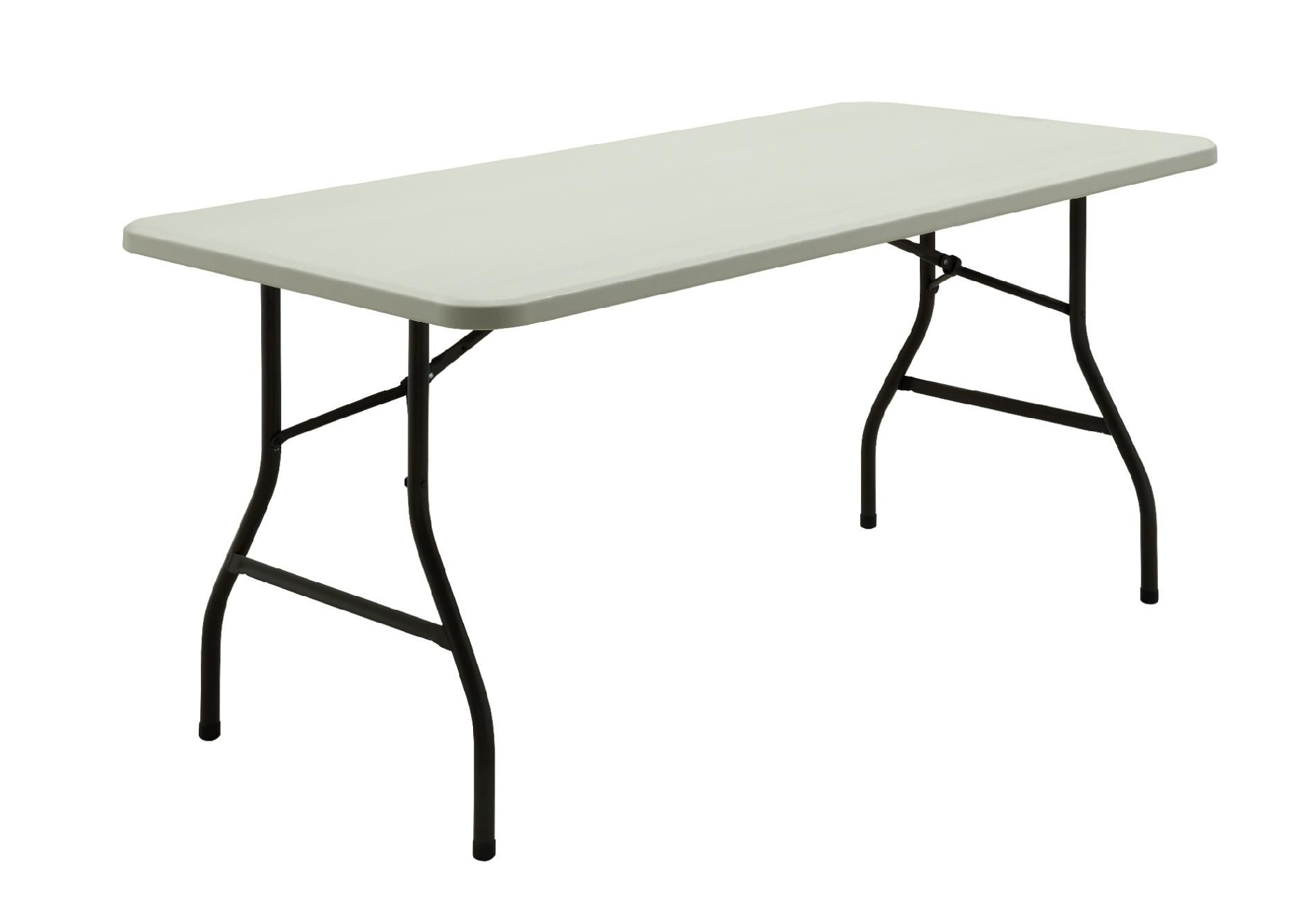 30 Northwest Territory Folding Table 5ft Folding Table Adjustable Height Table Work Table