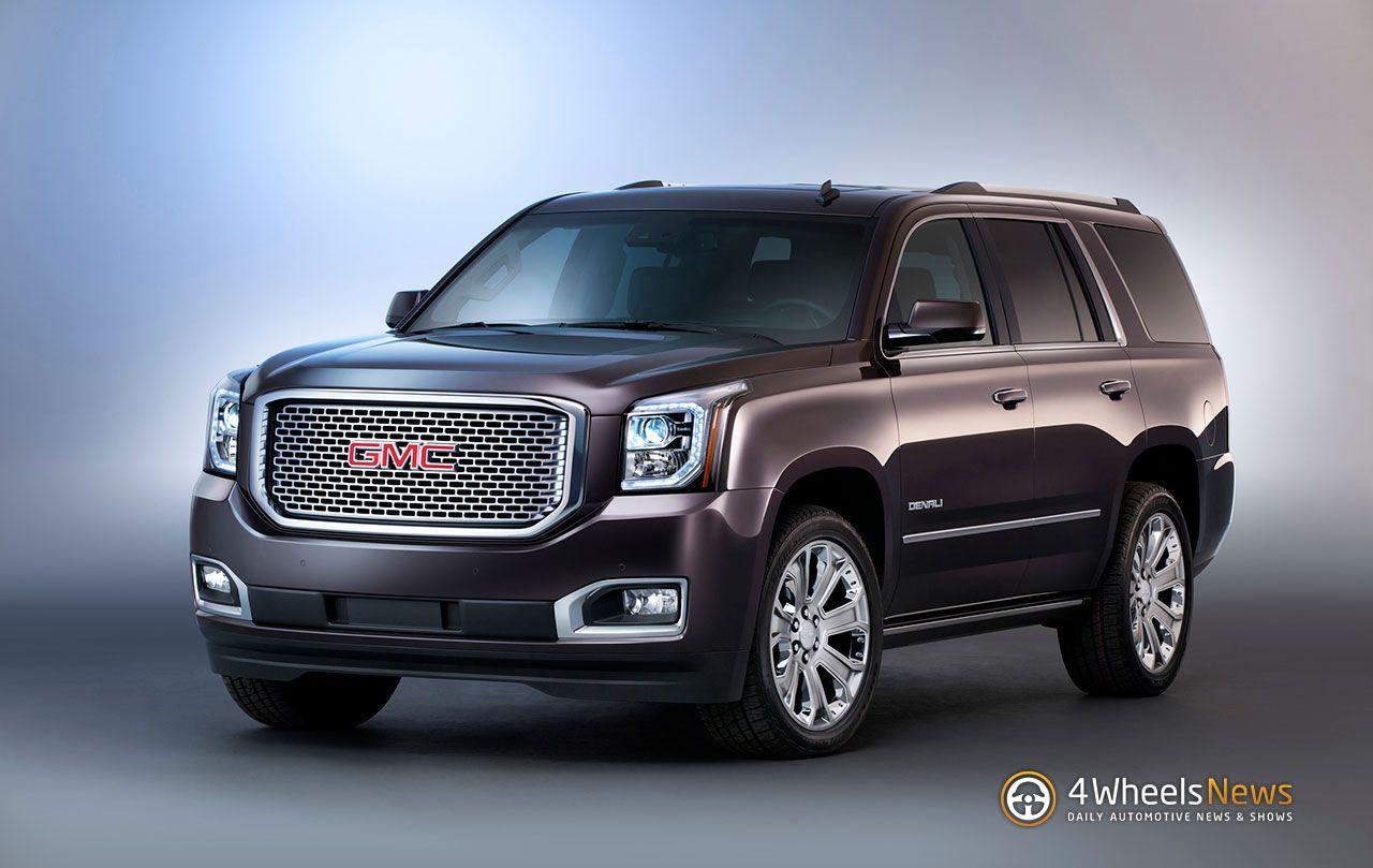 Gmc Boss Wants A Jeep Wrangler Rival New Luxury Flagship Suv Http Www 4wheelsnews Com Gmc Boss Wants A Jeep Wrangler Gmc Yukon Denali Gmc Yukon Gmc Denali