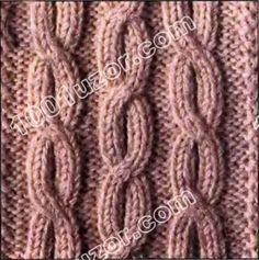 1001 узор узоры спицами ирландские узоры аранское вязание узор
