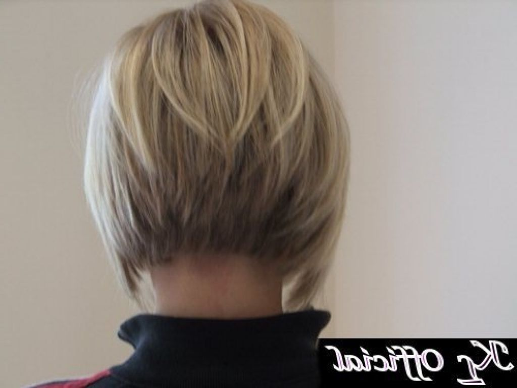 Hair Style Bob: Short+Inverted+Bob+Hairstyle+Back+View