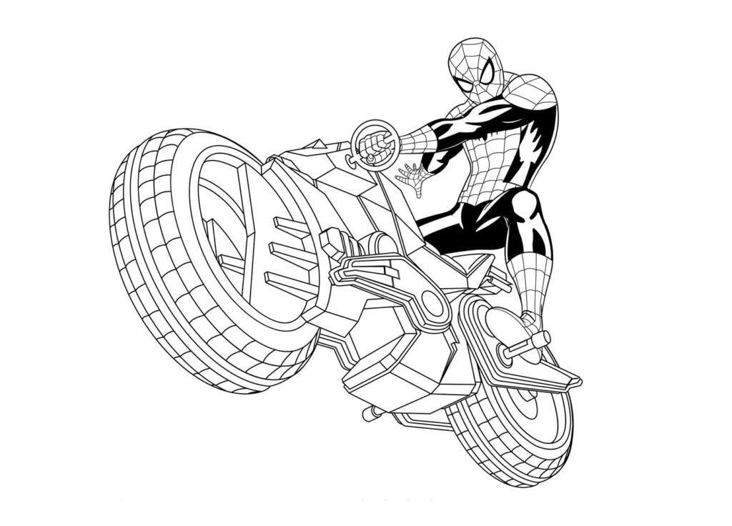top 25 spiderman ausmalbilder  ausmalen ausmalbilder