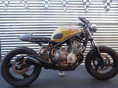cafe racer yamaha XJ600 - Google zoeken