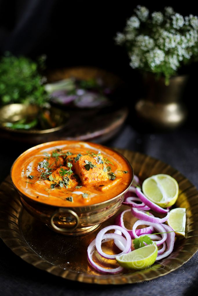 Monsoon Spice   Unveil the Magic of Spices...: Shahi Paneer Recipe   Simple and Easy Restaurant Style Paneer Curry Recipes