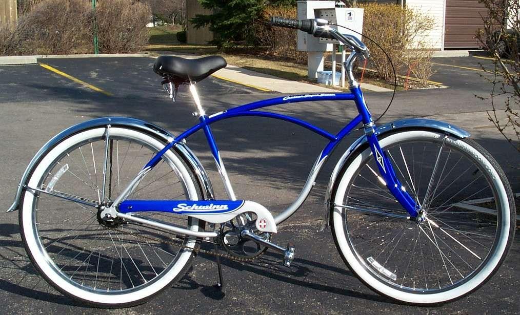 Schwinn Cruiser | My Style | Vintage bikes, Bike, Bicycle