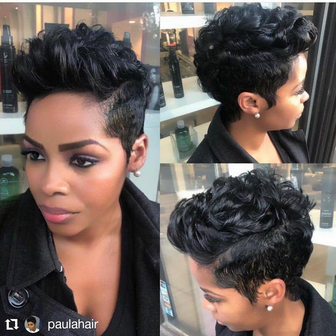 Hair Salon Locator On Instagram Style From Paulahair Of Gocha Salon Midtown In Atlanta Georgia Repost Paulah Wigs For Black Women Edgy Hair Hair Styles