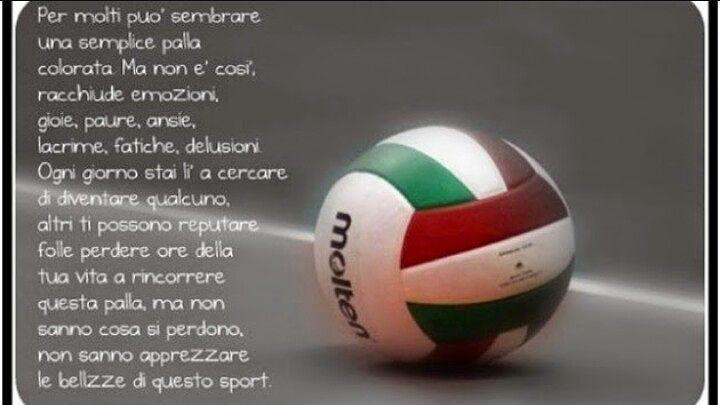Risultati Immagini Per Volley Frasi Pallavolo Immagini