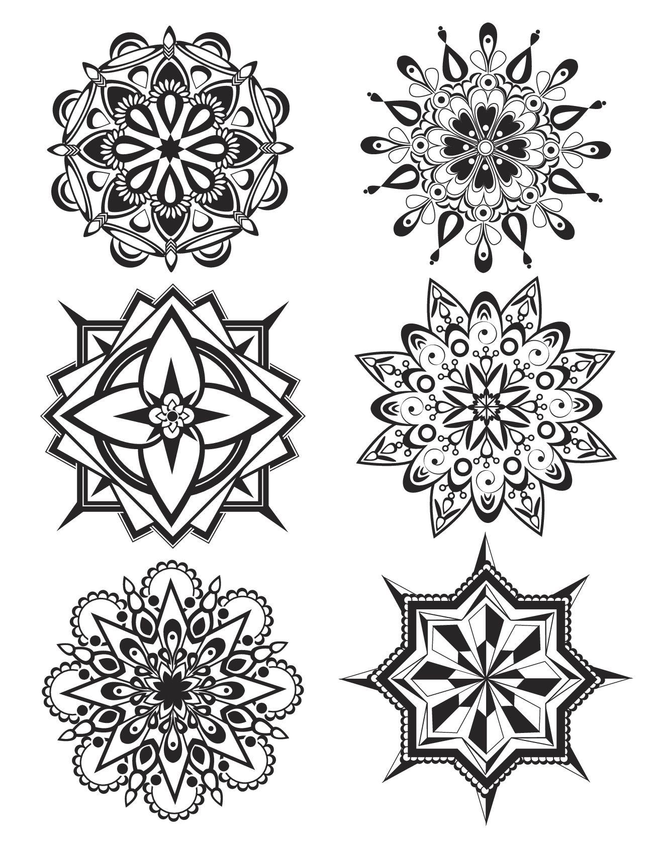 Raskraski Mandala 6 Mini Mandal Coloring Mandaly Raskraski Mandala I Raskraski