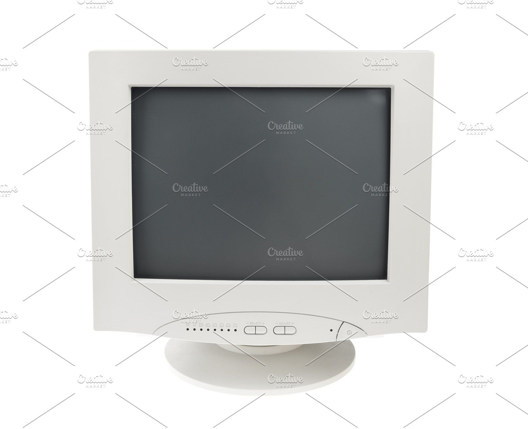 Old Crt Monitor Screen Display   Technology photos, Monitor, Display