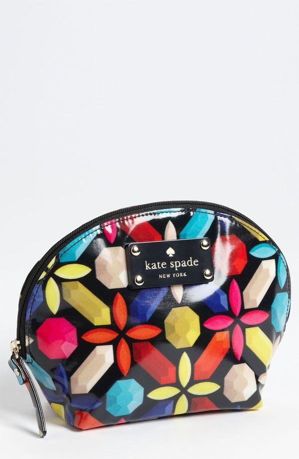 cosmetic bag   Kate Spade