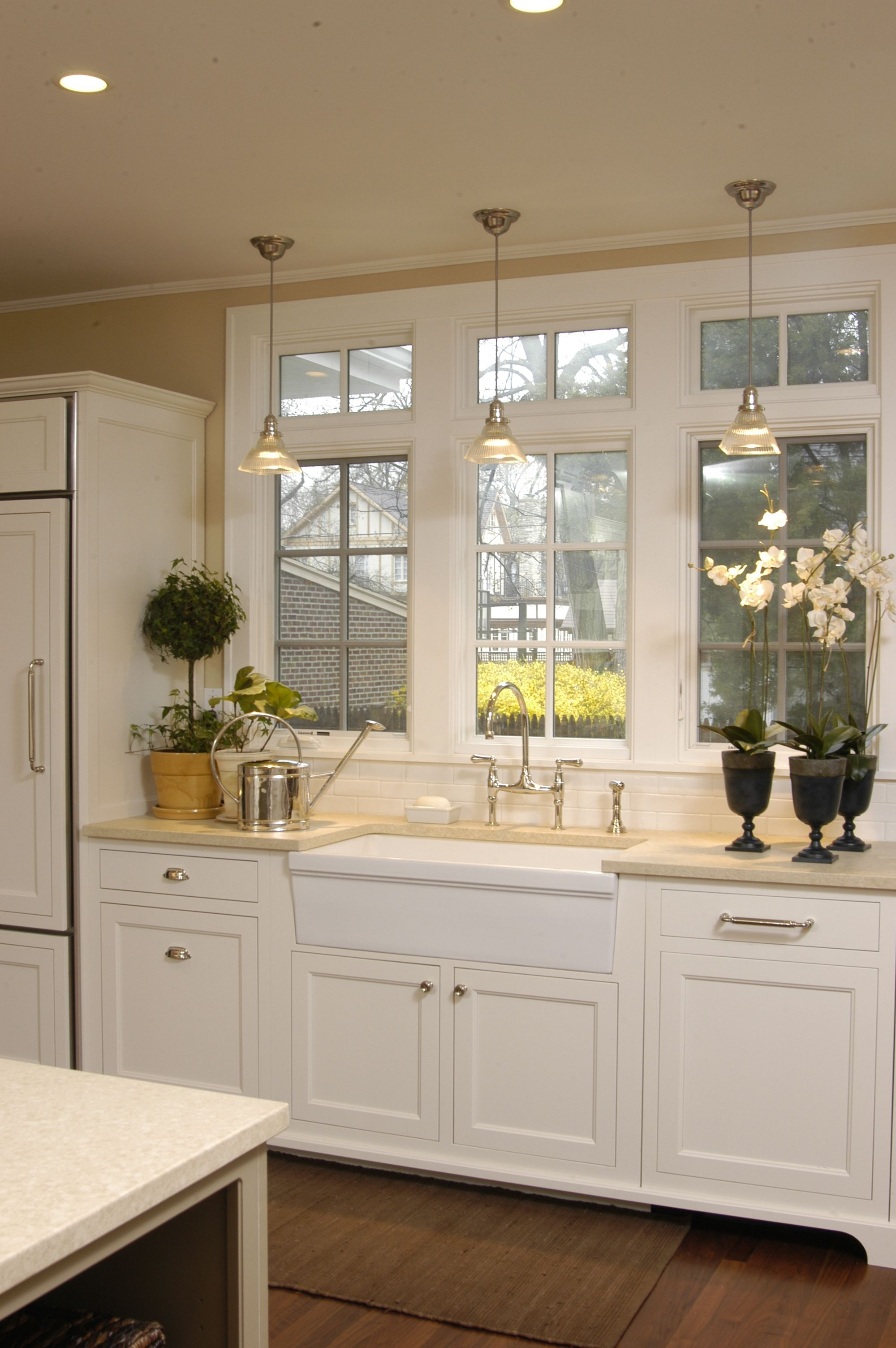 Window kitchen cabinets  andersen windows add the perfect touch to your kitchen more  house