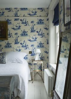 osborne e little palais chinois wallpaper - Buscar con Google ...