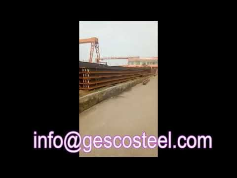 Astm A36 Standard H Beam Sizes And Weight   Steel Plate-Discount