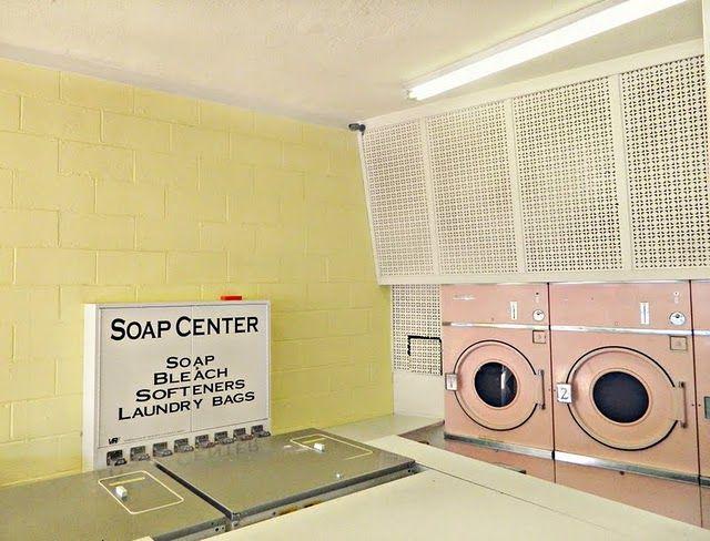Adorable Laundromat Laundromat Clean Laundry Pink Balloons